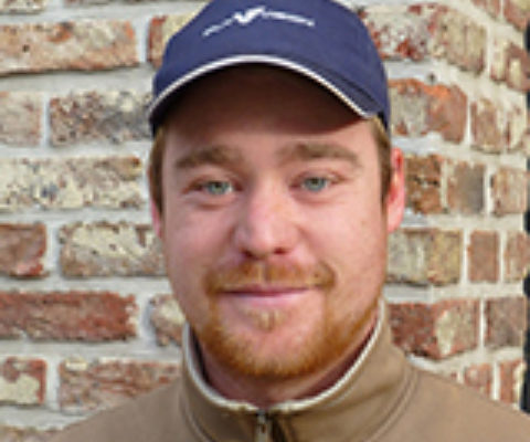 Joel Cams  Greenkeeper/mechanieker