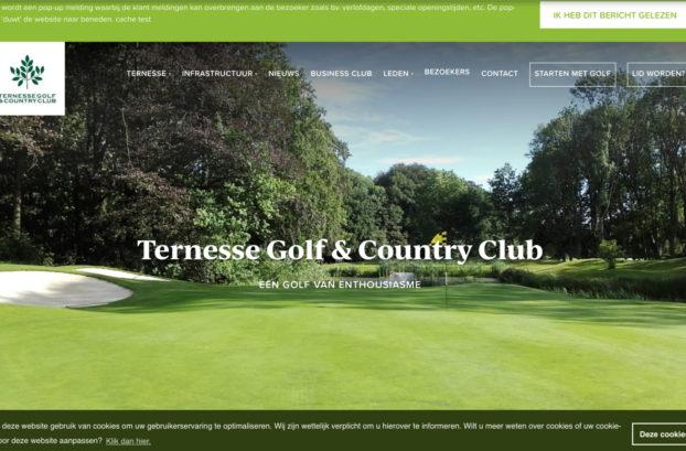 Website in een nieuw kleedje!